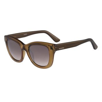 Valentino Brown Sunglasses
