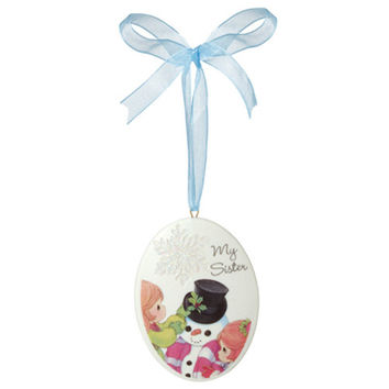 "Precious Moments ""My Sister"" Ornament"