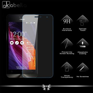 Tempered Glass Screen Protector For Asus Zenfone 5 ASUS_T00J (A501CG) A500CG A500KL ZenFone5 Premium Protective Toughened Film