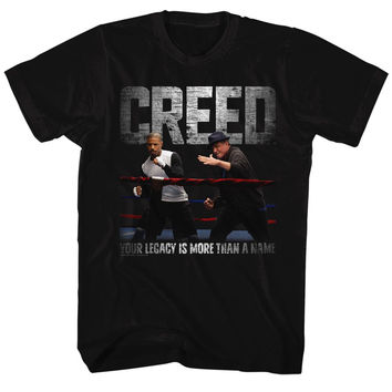 Adult Creed Embrace the Legacy Color T Shirt