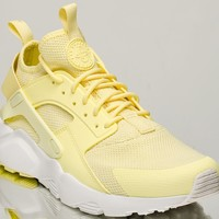 Nike Air Huarache Run Ultra BR men lifestyle sneakers NEW lemon 833147-701