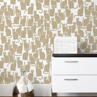 Shadowcat Designer Wallpaper by Aimée Wilder. Made in the USA. | Aimée Wilder