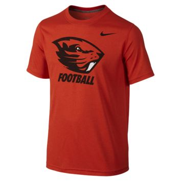 Nike Dri-FIT Legend Logo (Oregon State) Boys' Training Shirt