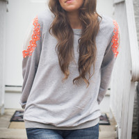 Vintage Slouchy Sweater | Pretty Edgy