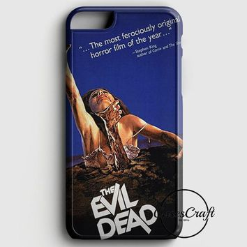 The Evil Dead Movie Horror iPhone 8 Case | casescraft