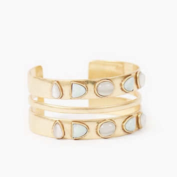 Double Stone Cuff | Lucky Brand