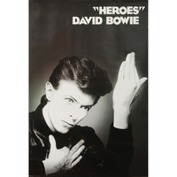 David Bowie Domestic Poster