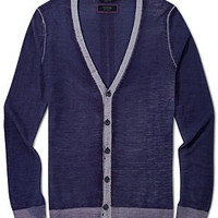 Guess Jeans Shirt, Cooke Cardigan - Mens Sweaters - Macy's
