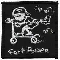 Fart Power Patch