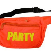 Neon Fanny Pack (Neon Orange)