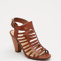 Brown Caged Heel By City Classified®