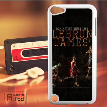 Cleveland Cavaliers Lebron James 1984 iPod Touch 4 5 6 Case