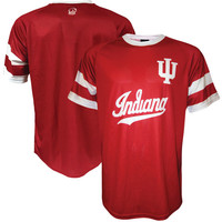 Indiana Hoosiers Replica Rugby Jersey - Red