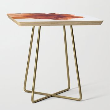 Svadhishthana (Sacral Chakra) Side Table by duckyb