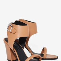 Sol Sana Mario Leather Heel