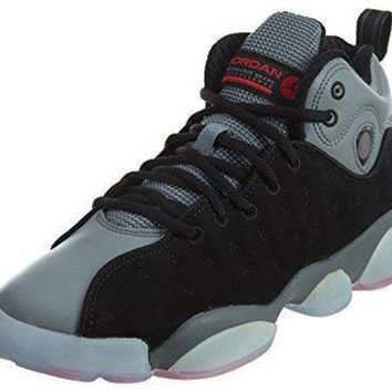 DCK7YE Jordan JORDAN JUMPMAN TEAM II PREM BG girls fashion-sneakers 861435 Jordan shoes wome
