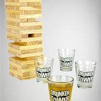 Super cool! Tipsy Tower Drinking Game