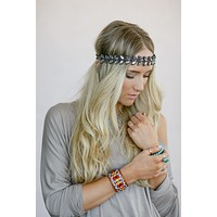 Night Out Beaded Headpiece