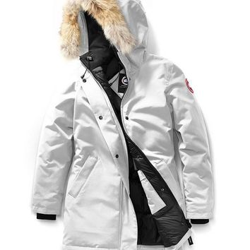 Canada Goose Victoria Parka Women Outwear Down Jackets - Best Deal Online