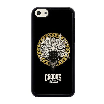 CROOKS AND CASTLES BANDANA iPhone 5C Case Cover