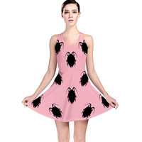 The Bug Reversible Skater Dress XS-3XL