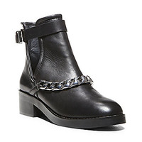 Steve Madden - MASH BLACK LEATHER