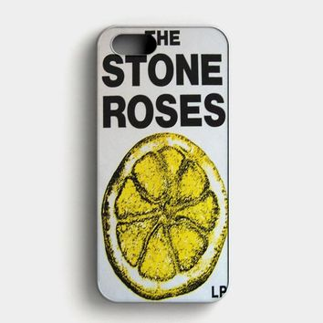 Tour Punk Rock N Roll iPhone SE Case