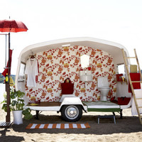 Beach Trailer Decoration