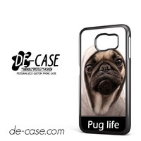 New Design Funny Hilarious Pug Life Parody Fans For Samsung Galaxy S6 Samsung Galaxy S6 Edge Samsung Galaxy S6 Edge Plus Case Phone Case Gift Present