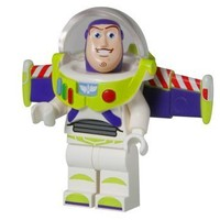 Buzz Lightyear - LEGO Toy Story Minifigure