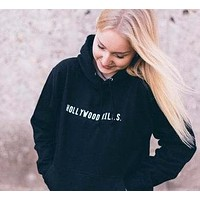 """HOLLYWOOD KILLS"" Hoodie"