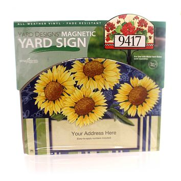 Home & Garden Sunburst Outdoor Decor