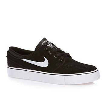 Nike Skateboarding Stefan Janoski (gs) - Black/white-gum Medium Brown
