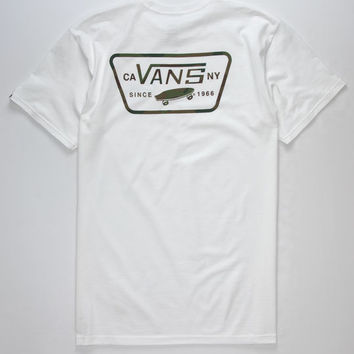 VANS Full Patch Mens T-Shirt