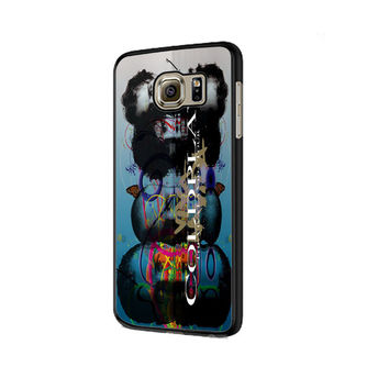 Coldplay VivaLaVida Tour Cover Samsung Galaxy S6 | S6 Edge Cover Cases