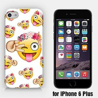 for iPhone 6/6S Plus - Happy Emoji - Smiley - Emoticon - Ship from Vietnam - US Registered Brand