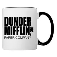 Dunder Mifflin Inc Coffee Mug