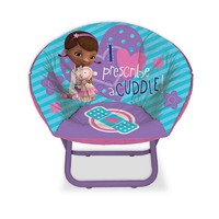Disney Doc McStuffins Mini Saucer Chair