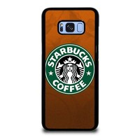 STARBUCKS Samsung Galaxy S8 Plus Case Cover
