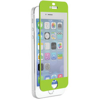 Znitro Iphone 5 And 5s And 5c Nitro Glass Screen Protector (soft Green)