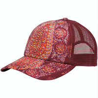 Billabong - Joshua Tree Trucker Hat | Black Cherry