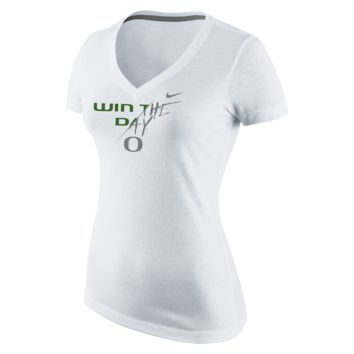 Nike College Legend Tri-Blend (Oregon) Women's T-Shirt