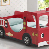 My First Fire Engine Bed