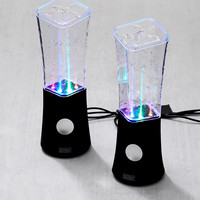 Bluetooth Dancing Water Surround Sound Speaker Set | Urban Outfitters