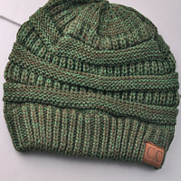 Lake Tahoe Beanie in Olive