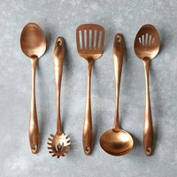 Copper Cook's Tools