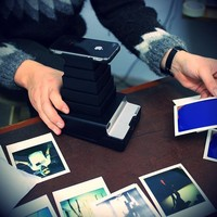 Impossible Instant Lab iPhone to Polaroid Converter | The Gadget Flow