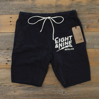 Cruise French Terry Shorts Navy