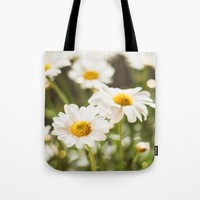Chamomile Tote Bag by Errne
