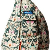KAVU Rope Bag, Cozy Critters, One Size